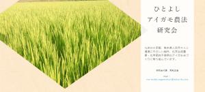 あいがも農法|人吉しごとサポートセンターHit-Biz