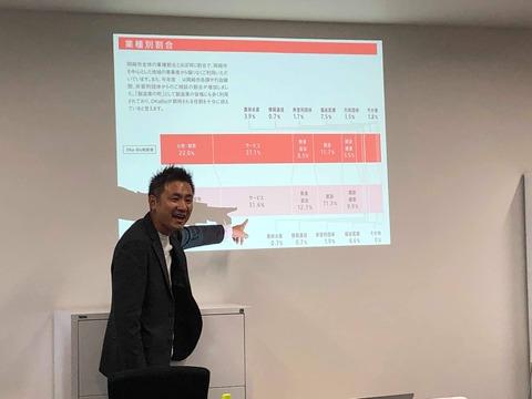 OKa-Biz秋元氏産業支援セミナー 人吉しごとサポートセンターHit-Biz