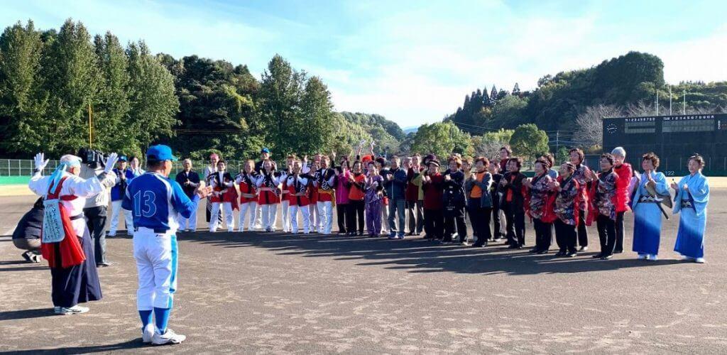 シニア野球プロジェクト 人吉しごとサポートセンターHit-Biz